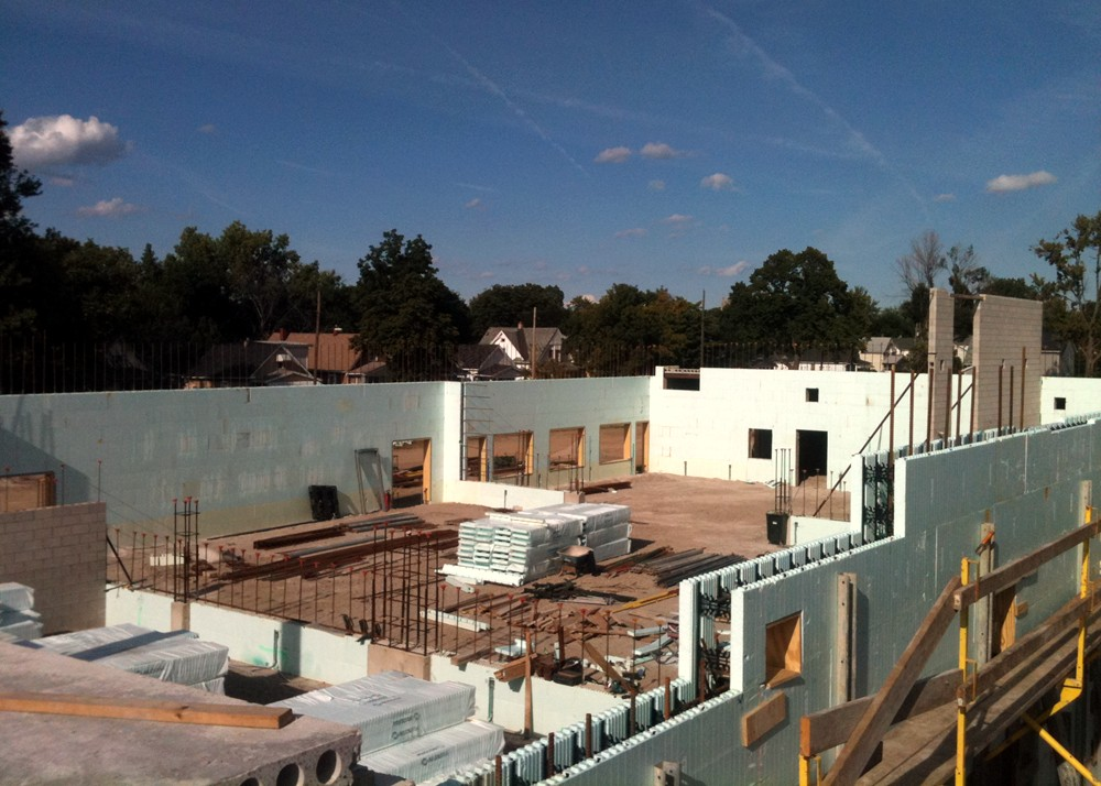 Home Turtle Wall Icf Construction Company In Grand Rapids Mi