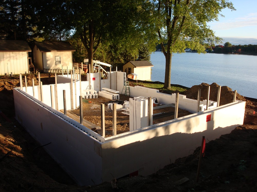 Planning ICF Construction in Michigan